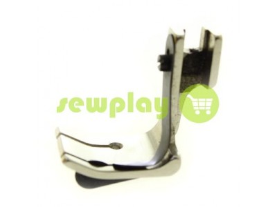 Лапка металлическая промышленная P15 5/16 для отстрочки по краю ткани арт 968