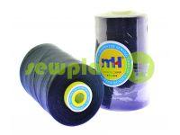 Нитка mH 30/2, цвет черный 0580