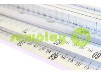 Meter aluminum double-sided sku 2150