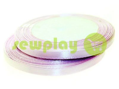 Satin Tape 7mm, color lavenderblush, length 25 m