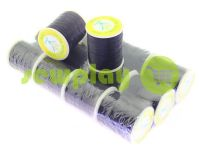 Monofilament for beads is black, 150 m