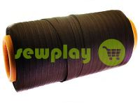 Тесьма брючная безусадочная 15 мм, цвет коричневый 1182