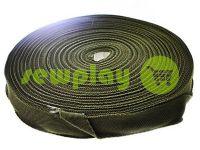 Тесьма для сумок 20 мм - 50 мм, цвет оливковый
