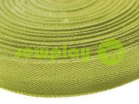 Тесьма репсовая х/б 20 мм, 23 мм, 25 мм, цвет оливковый