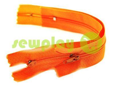 Блискавка юбочна спіральна 18 см тип 2, колір 521 арт 2493