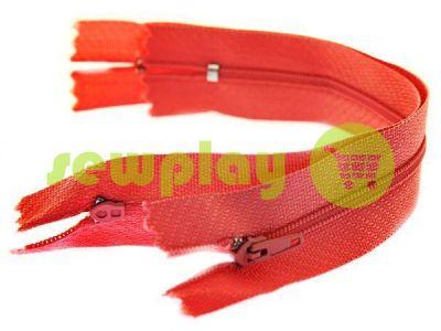 Молния юбочная спиральная 18 см тип 2, цвет 522 арт 2515