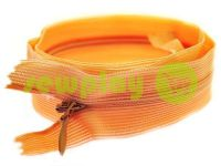 Блискавка потайна спіральна 50 см тип 3, колір 521