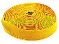 Резинка текстильная желтая 25 мм плотная арт 2751