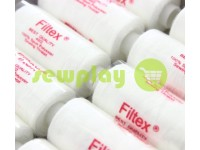 Thread Filtex 450 yard, 40/2 density, color white