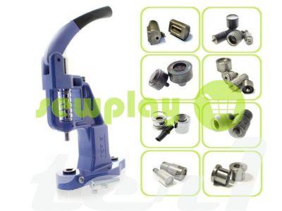Пресс ручной для установки фурнитуры универсальный TEP-1 облегченный арт 1206