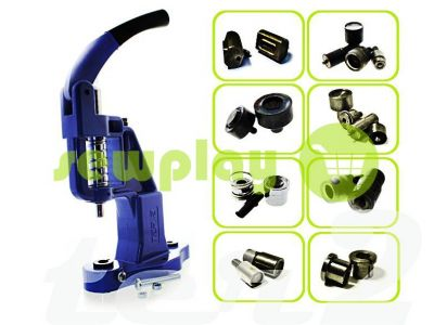 Press Hand for installation of accessories universal an adapter for processing by a buttons sku 1207