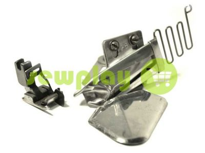 Adaptation for edging in 2 additions for industrial sewing machine 15 mm - 30 mm sku 1232