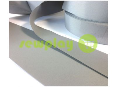 Reflective tape gray 20 mm - 50 mm sku 1256