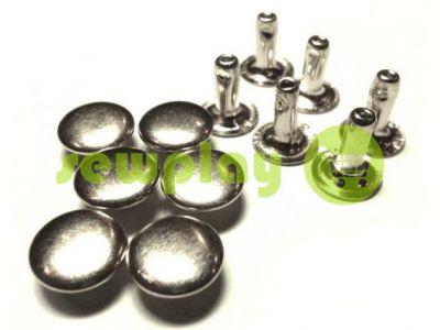 Хольнітен односторонній 3 мм - 12 мм нікель, 100 шт