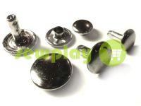 Хольнитен двухсторонний 5 мм - 12 мм никель, 100 шт